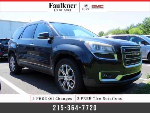 Pre-Owned 2014 GMC Acadia SLT FWD Sport Utility