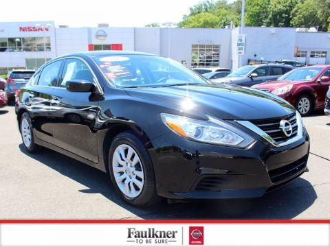 Pre-Owned 2017 Nissan Altima 2.5 S FWD 4dr Car