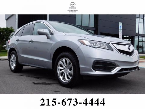 Pre-Owned 2017 Acura RDX AWD Sport Utility