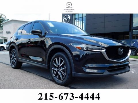 Pre-Owned 2017 Mazda CX-5 Grand Touring AWD Sport Utility