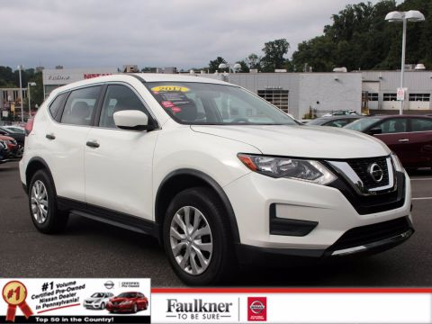 Pre-Owned 2017 Nissan Rogue S AWD Sport Utility
