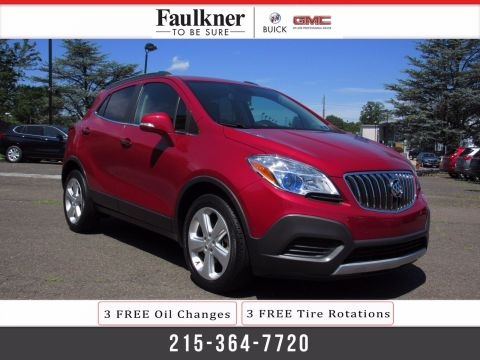 Pre-Owned 2016 Buick Encore FWD Sport Utility