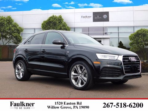 Used Audi Q3 Willow Grove Pa