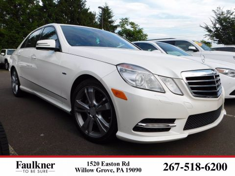 Pre-Owned 2012 Mercedes-Benz E-Class E 350 Luxury AWD 4MATIC 4dr Car