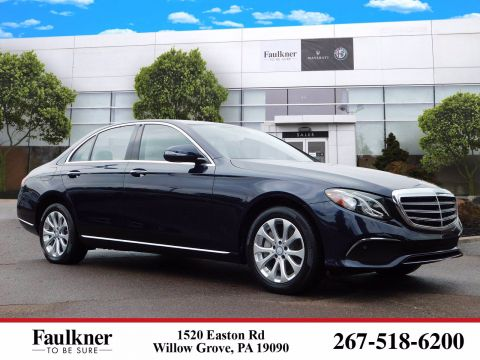 2017 Mercedes-Benz E-Class E 300 Luxury